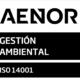 Enlaza a certificado Gestión ambiental